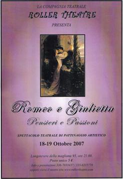 """Pattinaggio Artistico """"Romeo e Giulietta"""""""