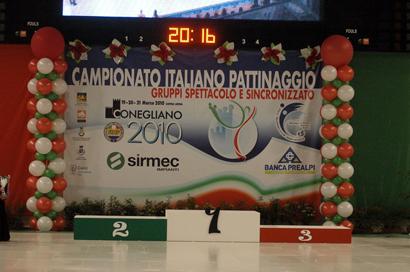Campionato Italiano FIHP Gruppi Spettacolo 2010