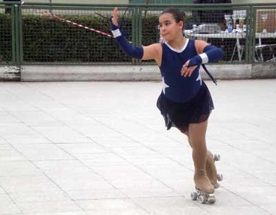 Trofeo Lazio 2010, Pattinaggio Artistico, ASD Stella Blu