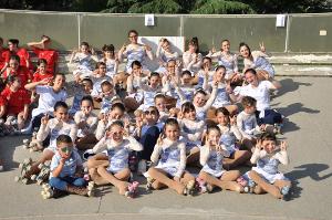 Pattinaggio artistico a rotelle, Trofeo Lazio 2016